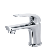 KEETO Short Basin Mixer